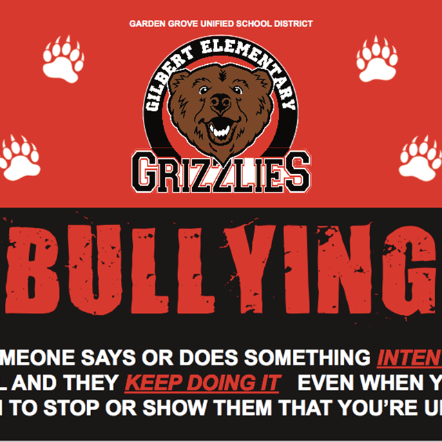 Grizzlies unite to end bullying!