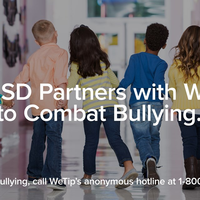 Our school district truly cares about bullying. Feel free to reach out to us.