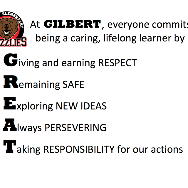 Gilbert Grizzlies are great!