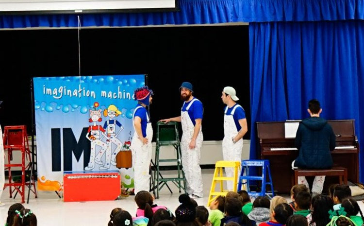Interactive Assembly Helps Students Improve Creative Writing Skills - article thumnail image