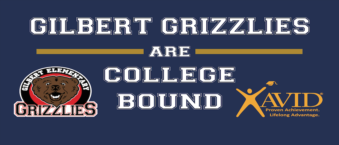 Our students are college bound!